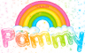 rainbow pammy