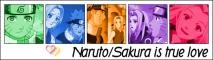 Narusaku is true love
