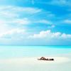 island & blue sea