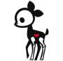 skelanimals deer