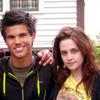 Kristin Stewart & Taylor Lautner