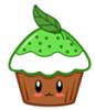Minty Cupcake