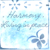 Harmony: Living In Peace