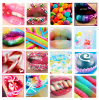 candy & candy lips