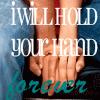 holding handds