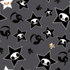 Black TokiDoki Background