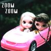 zoom zoom blythe dolls